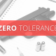 Zero Tolerance - A-1 Bail Bonds Blog