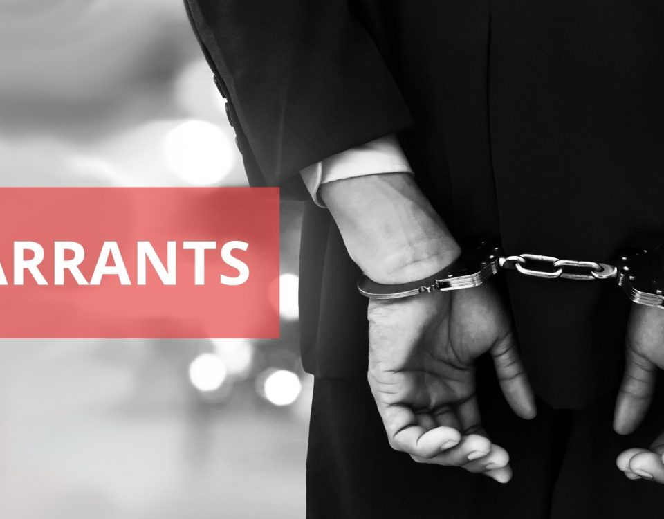 How Long Does a Warrant Hold? - A-1 Bail Bonds Agency Blog
